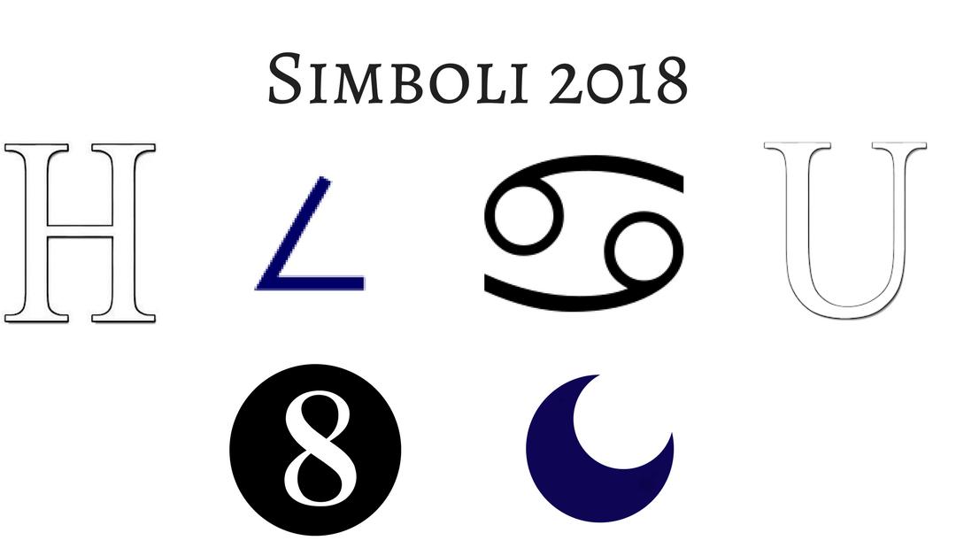 Simboli 2018 – guida alla comprensione